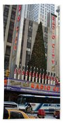 Radio City Music Hall 2003 Beach Towel