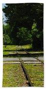 Rail Crossing Beach Sheet
