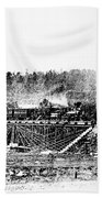 Railroad Bridge, 1858 Beach Sheet