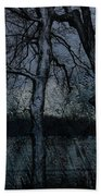 Rainy Days And Mondays- Feature-barns Big And Small-visions Of The Night-photography And Textures Beach Towel