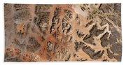 Ram Desert Transjordanian Plateau Jordan Beach Sheet