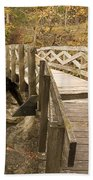 Ramsey Creek Scene 6 Beach Towel
