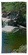 Rancheria Falls-yt Beach Towel