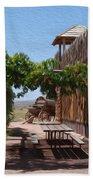 Randon View In Utah 1 Beach Towel