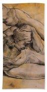 Raphael's Drawing Beach Towel