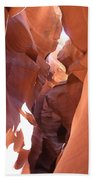 Ravine Walk - Antelope Canyon Beach Towel