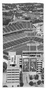 Raymond James Stadium Tampa Beach Towel