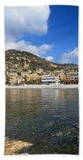 Recco. Italy Beach Towel