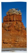 Red Canyon Dixie National Forest Beach Towel