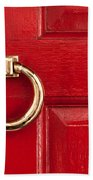 Red Door 01 Beach Sheet