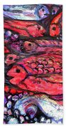 Red Fish Beach Towel