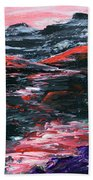 Red River Valley Beach Towel