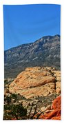 Red Rock Canyon 4 Beach Towel