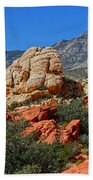 Red Rock Canyon 5 Beach Towel