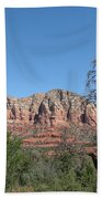 Red Rock Country - Sedonna Beach Towel