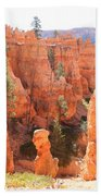 Red Rocks - Bryce Canyon Beach Towel