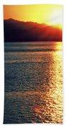Red Sea Gold Beach Towel