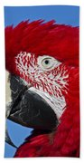Red White And Blue... Beach Towel