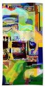 Redemption Prayer 3f Beach Towel by David Baruch Wolk