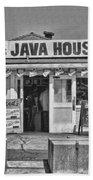 Red's Java House San Francisco By Diana Sainz Beach Towel