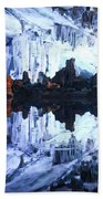 Reed Flute Cave Guillin China Beach Towel
