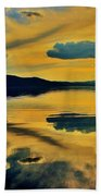 Reflect Beach Towel