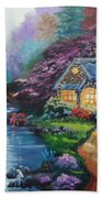 Reflections Cottage Beach Towel