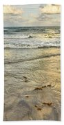Reflections In The Sand Beach Towel