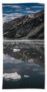 Reflections Of Alaska Beach Towel