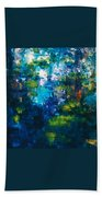 Reflections Of Fish Beach Towel
