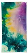 Reflections Of The Universe No. 2152 Beach Towel