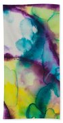 Reflections Of The Universe Series No 1390 Beach Towel