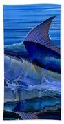 Reflections Off0058 Beach Towel
