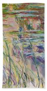 Reflections On The Water Beach Towel