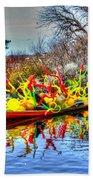 Reflective Boat Beach Sheet