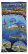 Refuge Off00110 Beach Towel