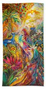 Remembering Yotvata Beach Towel