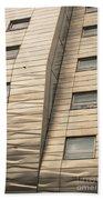 Chelsea High Line Residential Building Beach Towel