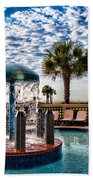 Resort Pool Beach Towel