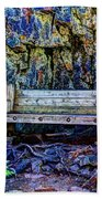 Resting Place Beach Towel
