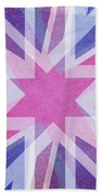 Retro Explosion 4 Beach Towel