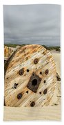 Returned Beach Towel by Belinda Greb