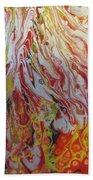 Revelation Wings Beach Towel