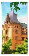 Revival Biltmore Asheville Nc Beach Towel
