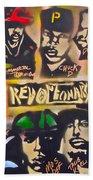 Revolutionary Hip Hop Beach Towel