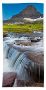 Reynolds Creek Falls Beach Towel