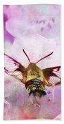 Rhododendron Dreams Beach Towel