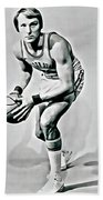 Rick Barry Beach Towel