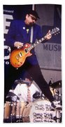 Rick Nielsen Cheap Trick Beach Towel