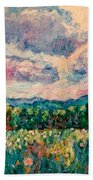 Ridge Light Beach Towel